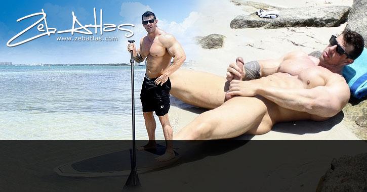 Zeb Atlas Naked Muscle