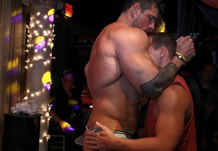 Zeb Atlas Hot and Sexy Show at Boardwalk