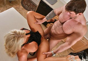Zeb Atlas Hardcore Sex with Blondie Alura