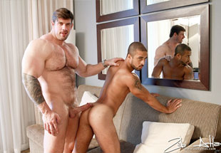 Zeb Atlas Hardcore Sex with Damian
