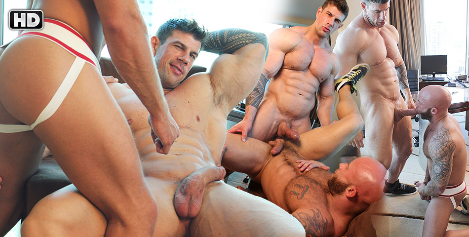 Zeb Atlas Hot Fuck Scene with Drake Jade